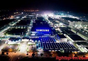 Nhà máy Samsung