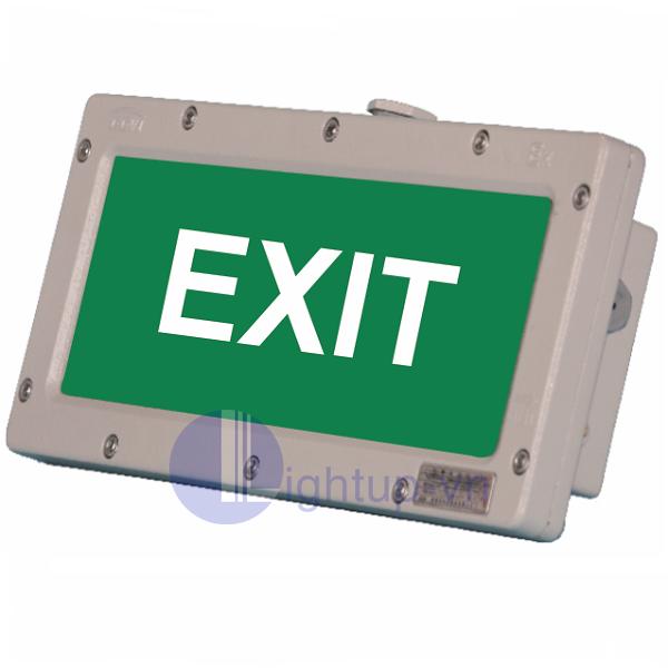 Đèn Exit chống nổ