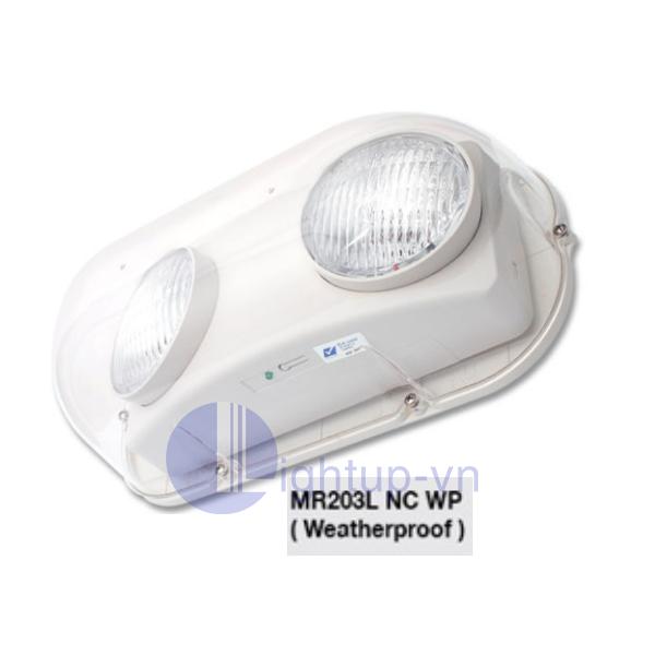 Đèn sự cố chống nước MR203L