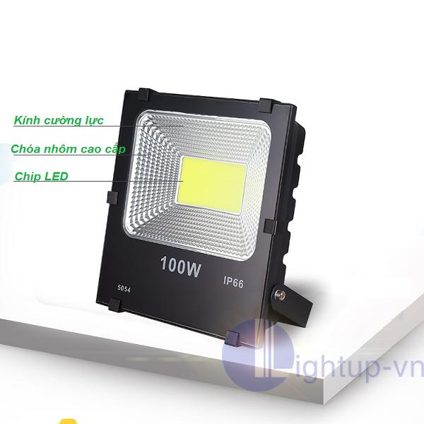 Đèn LED Pha 100W