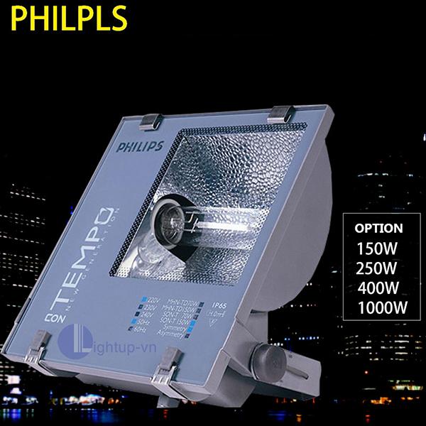 Bộ đèn pha Philips RVP350 SON-T250W